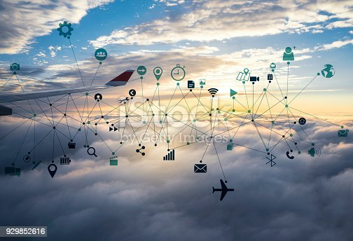 istock Above the clouds 929852616