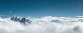 istock Above The Fog 1272511865