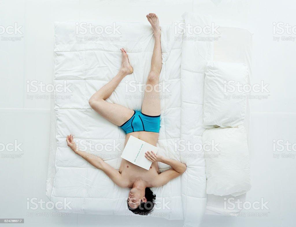 Schlafen nackt oberkoerper photos 58