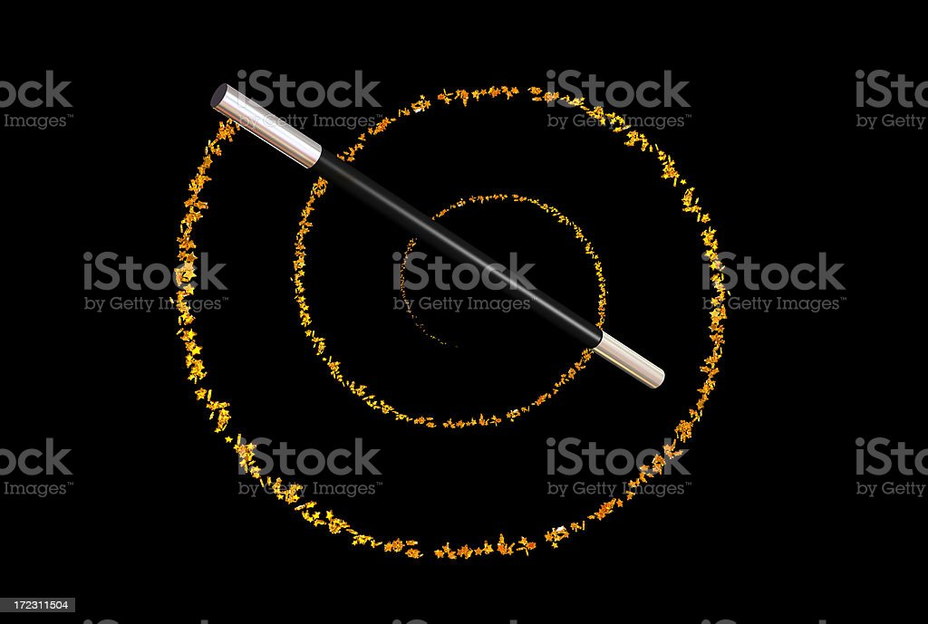 Abracadabra 007 stock photo