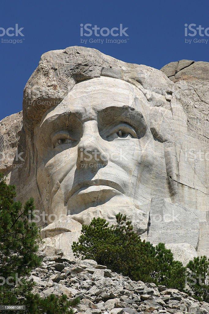 Abraham Lincoln royalty-free stock photo