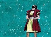 istock Abram Looks to God 179016855