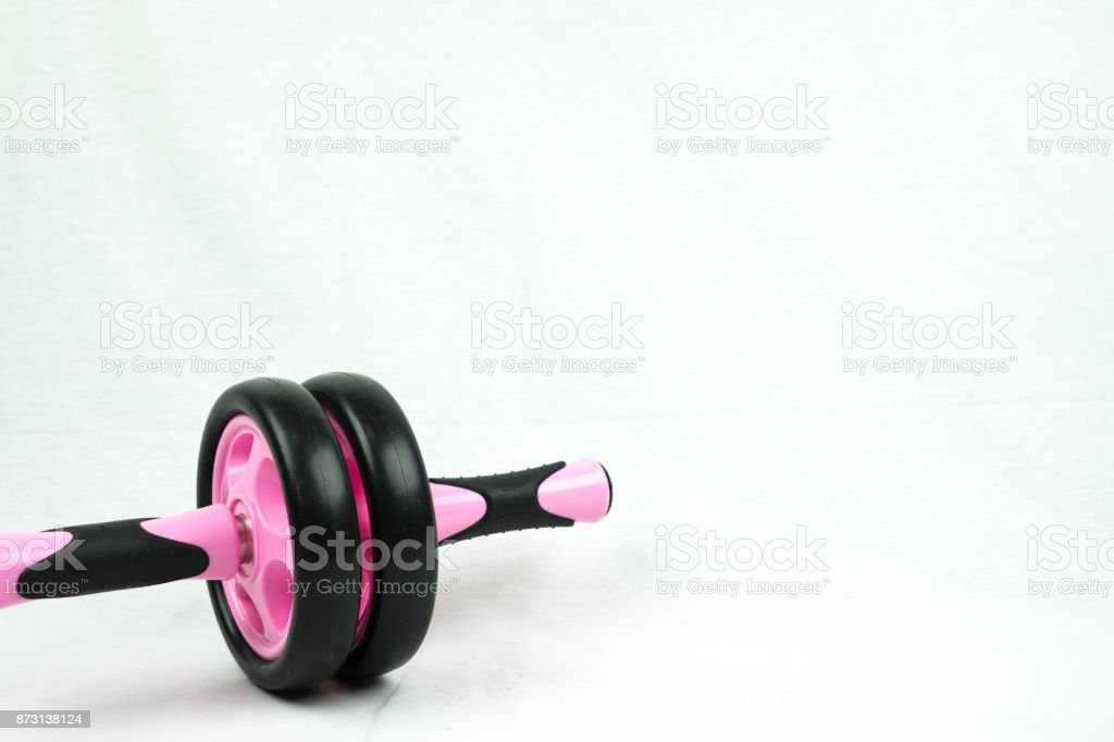 Abs roller stock photo