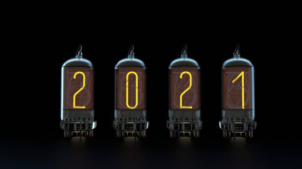 abs Vacuum tube 2021 stock photo