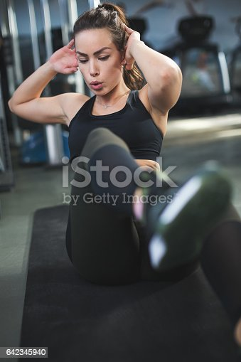 670937518istockphoto Abs workout 642345940