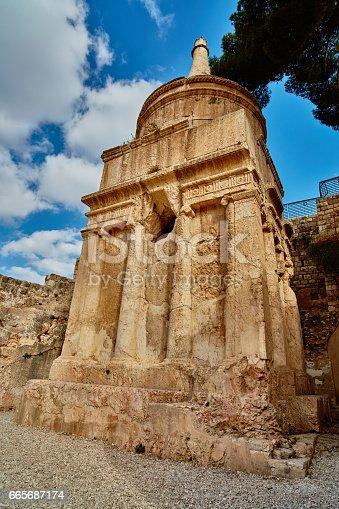 Absalom tomb, JerusalemAbsalom tomb, Jerusalem