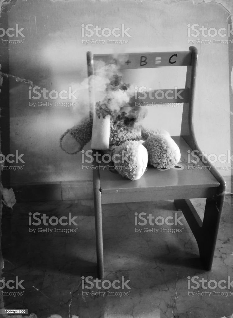 Absence stock photo