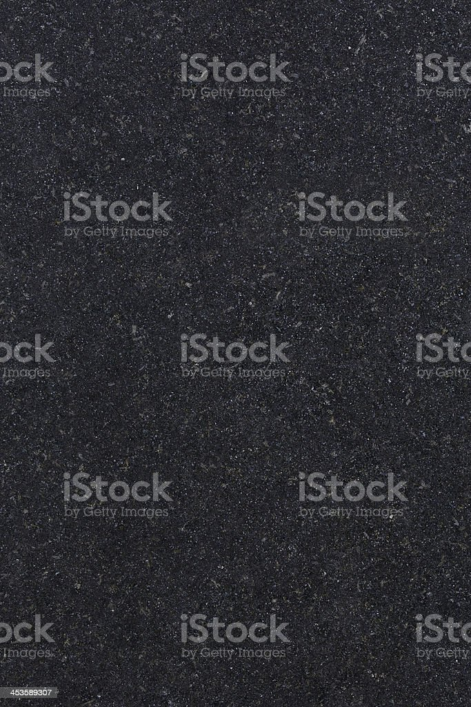 Absolute Black Granite stock photo