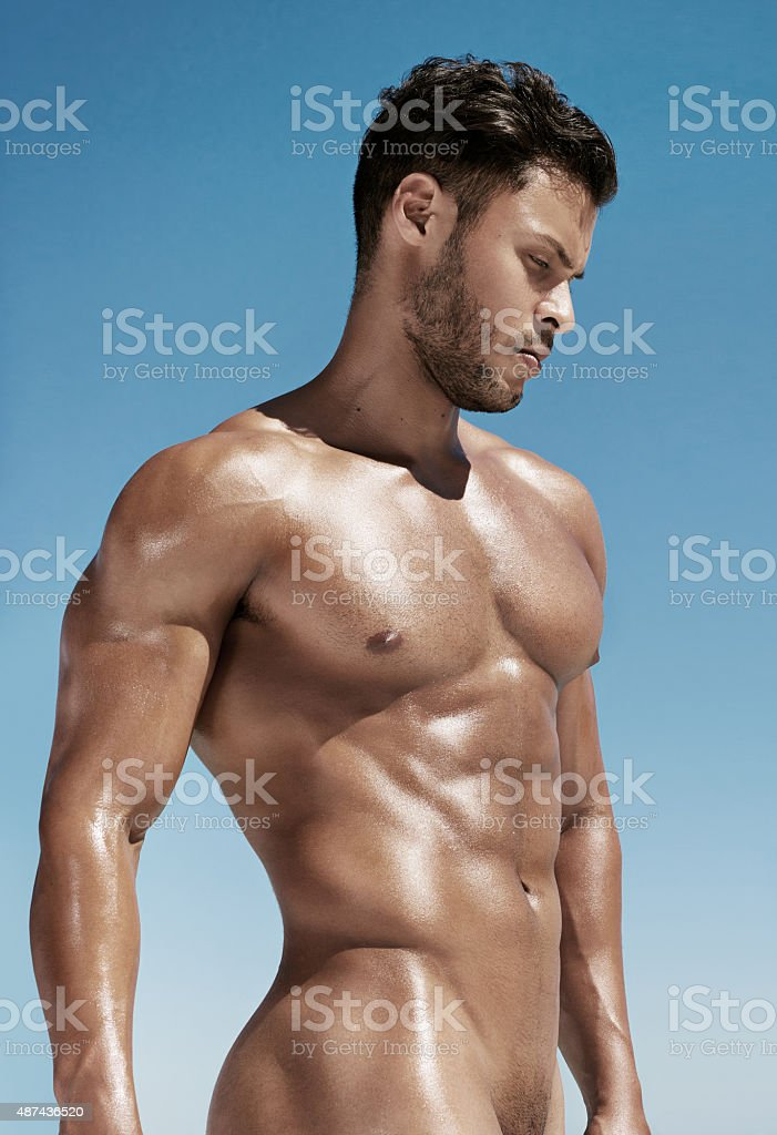 Ab-solute perfection stock photo