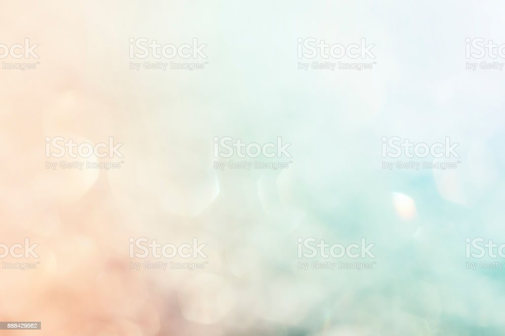 Abstact blue green and orange background. stock photo