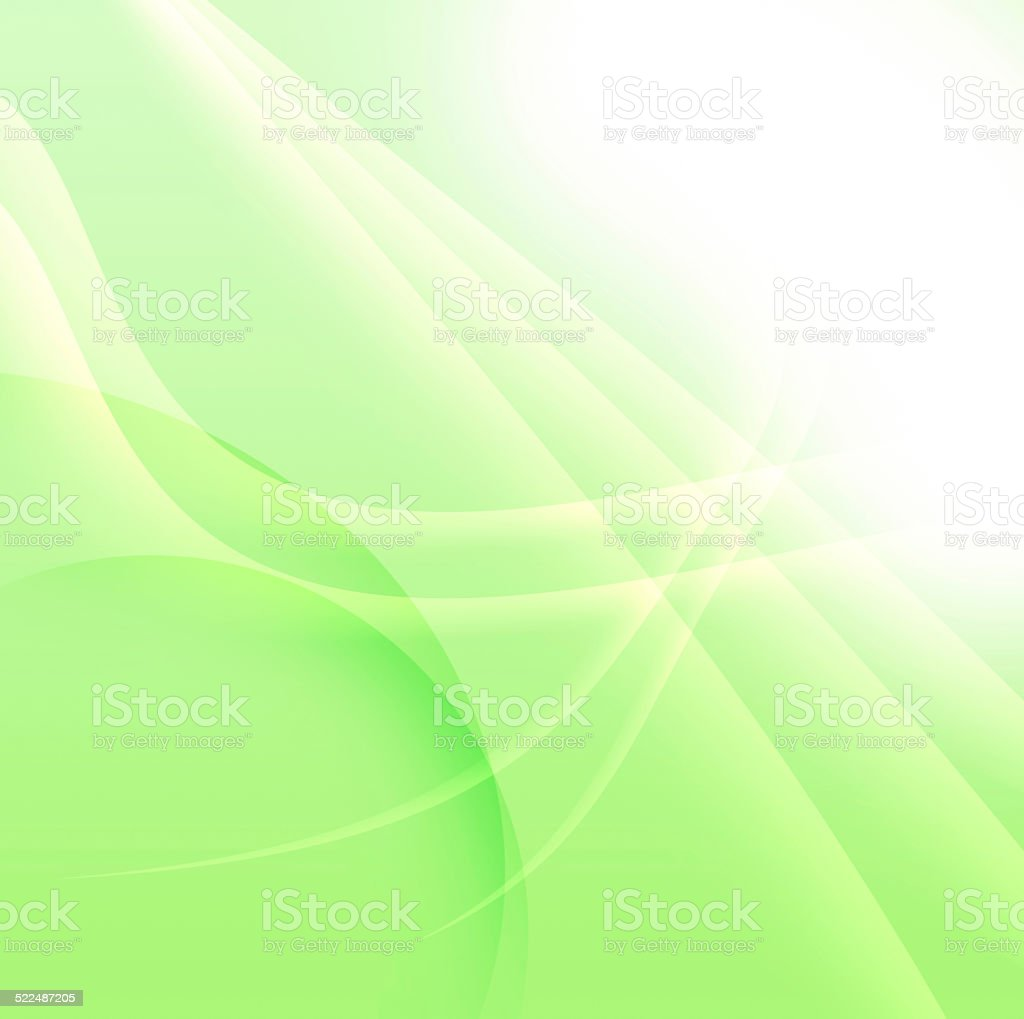 Abstact color green and white tones background. stock photo
