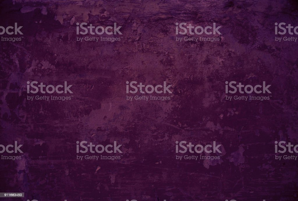 Abstact colored background/Dark violet Paint Wall Background .Texture for Spooky Halloween stock photo