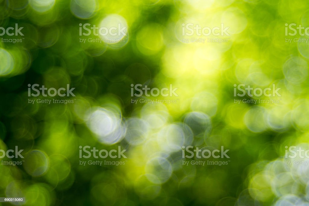 Abstact defocus bokeh light background stock photo