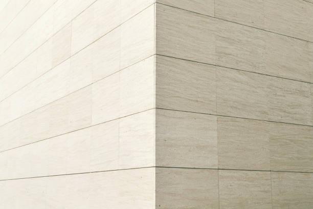 Abstrac facade. stock photo