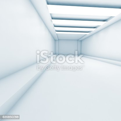 623616378 istock photo Abstract 3 d architectural background 635850288