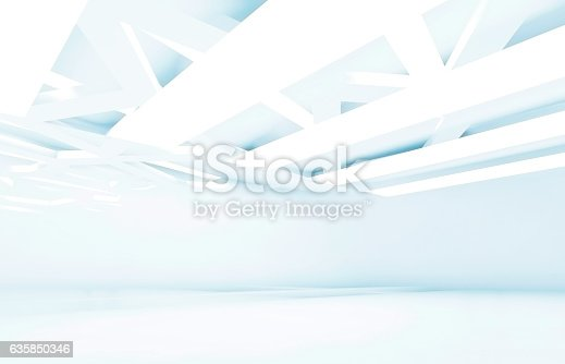 istock Abstract 3 dimensional geometric pattern 635850346