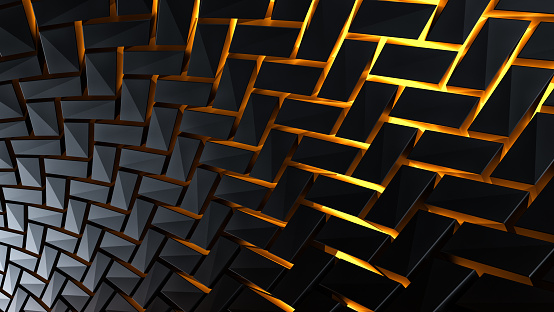 602331300 istock photo Abstract 3d background 1008049338