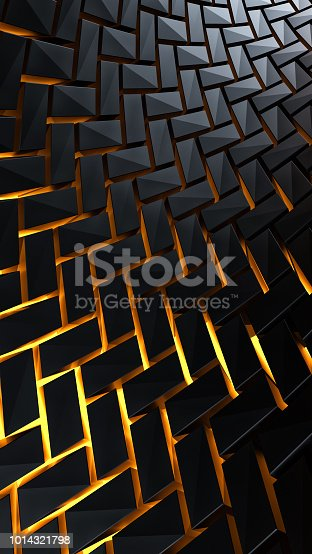 istock Abstract 3d background 1014321798