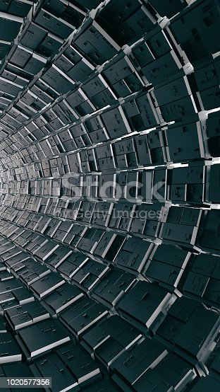 istock Abstract 3d background 1020577356