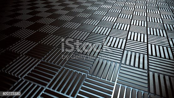 istock Abstract 3d background 820723330