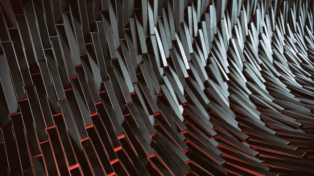 Abstrakt 3d Hintergrund – Foto