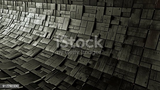 istock Abstract 3d background 912292330