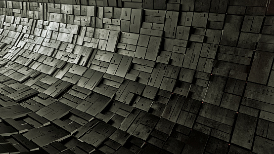 602331300 istock photo Abstract 3d background 912292330