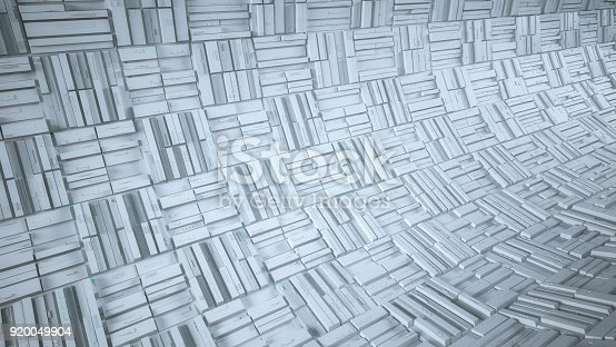 istock Abstract 3d background 920049904