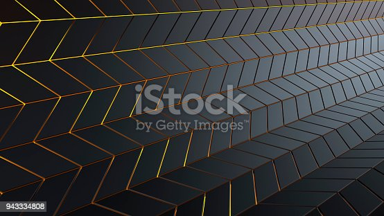istock Abstract 3d background 943334808