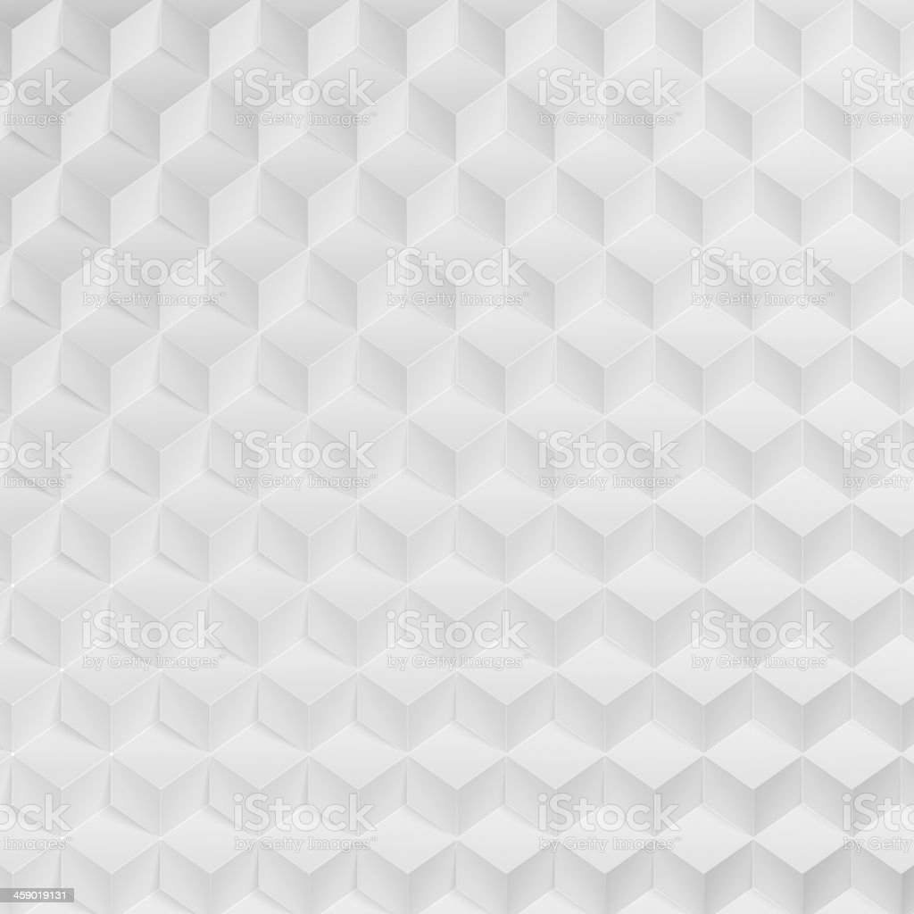Abstract 3d background with cubes royalty-free stock photo
