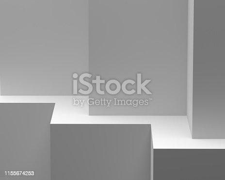 istock Abstract 3d design 1155674253