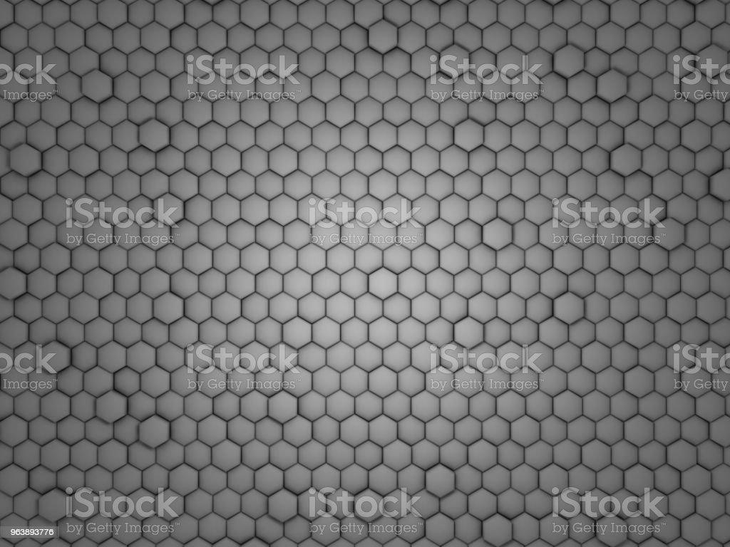 Abstract 3D futuristic background stock photo