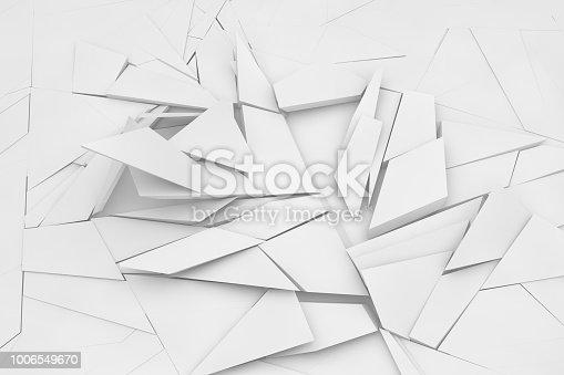 Cracked Surface, Abstract Background, Broken, Damaged, Crash