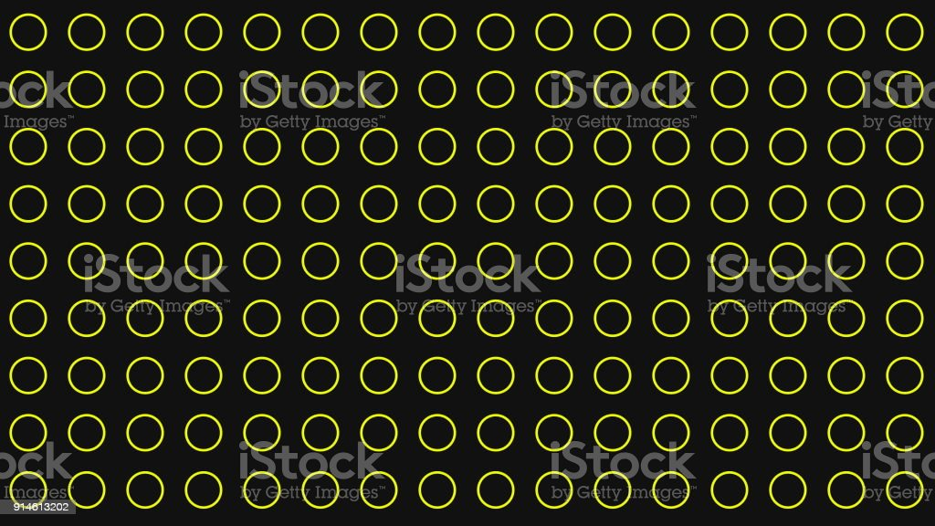 Abstract 3d rendering background with pattern stock photo