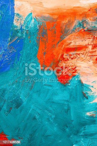 istock Abstract acrylic background 1017408556