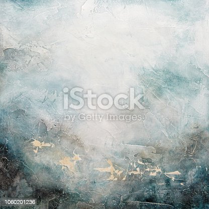 istock Abstract acrylic color background texture Cement surface 1060201236