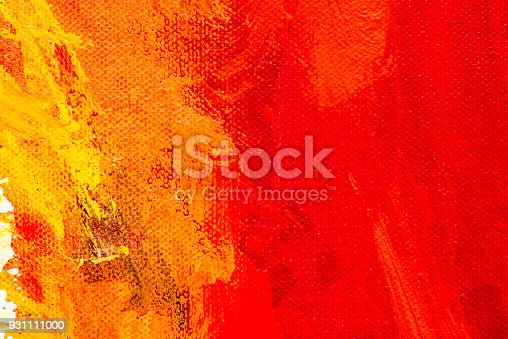 831487596 istock photo Abstract Acrylic Painting Textured Background 931111000