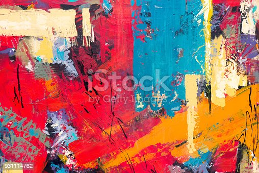 910798810istockphoto Abstract Acrylic Painting Textured Background 931114762