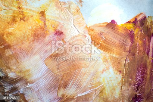 931131702istockphoto Abstract Acrylic Painting Textured Background 931126622