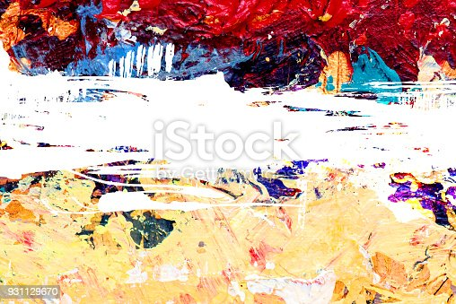 931131702istockphoto Abstract Acrylic Painting Textured Background 931129670