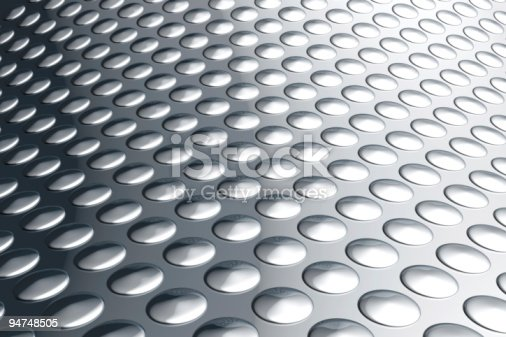istock Abstract aluminum background 94748505