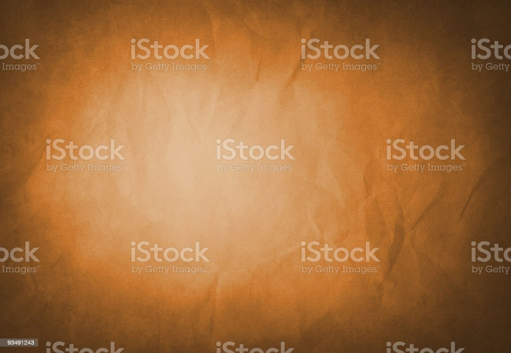 Abstract amber grunge background royalty-free stock photo