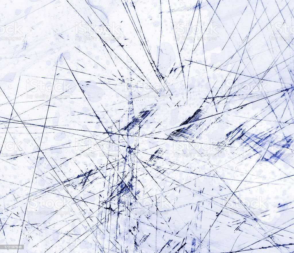 Abstract Analog Scratches Background stock photo