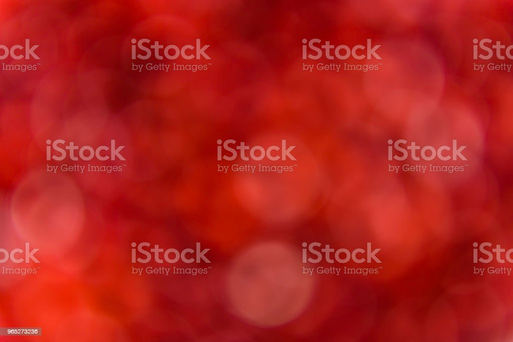 Abstract and defocused red backdrop. Blurred background zbiór zdjęć royalty-free