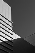 istock abstract and urban black-and-white photography with aquatic architectural angles 1205231957