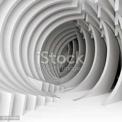 istock abstract arch background 913152954