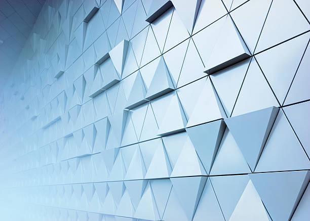 Abstrakte Architektonisches detail – Foto