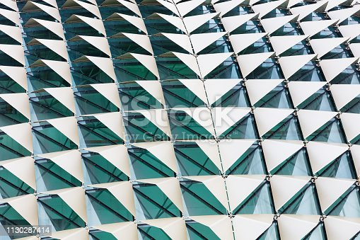 istock abstract architectural pattern 1130287414