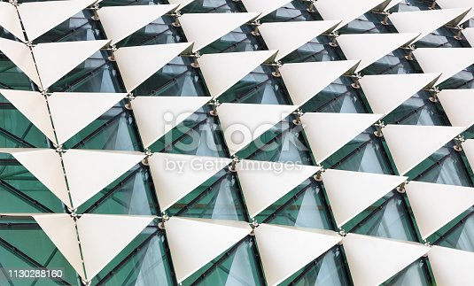 533437662 istock photo abstract architectural pattern 1130288160