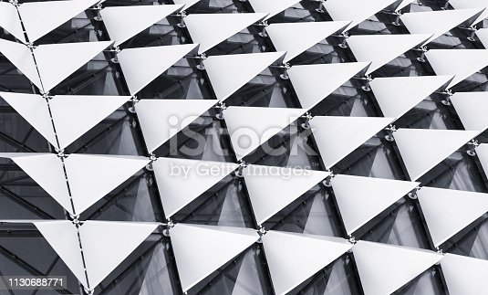 533437662 istock photo abstract architectural pattern 1130688771